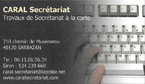Carol Secretaire Independante Dans Les Landes 40